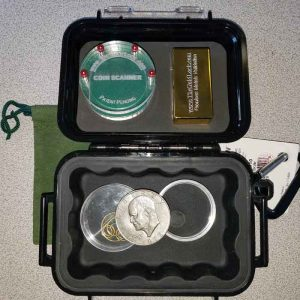 Gold and Silver Coin Scanner Kit