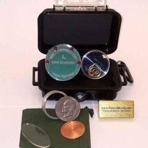 Large Gold and Silver Coin Scanner Kit