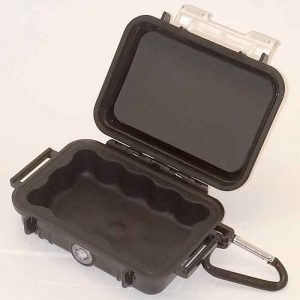 Pelican Case, Water/Dust/Shock Proof